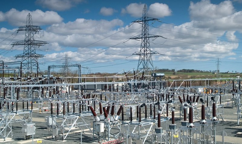11 to 220 kV Outdoor And Indoor Substations